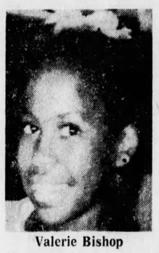 10 year old Valerie Bishop was a fourth grader at Carver Elementary school in Detroit.